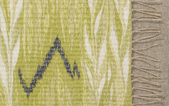Berit Engen                                                 WOOF & D'RASH - Weaving a Thousand Jewish Tapestries